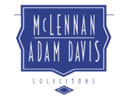 McLennan adam davis solicitors ayr logo